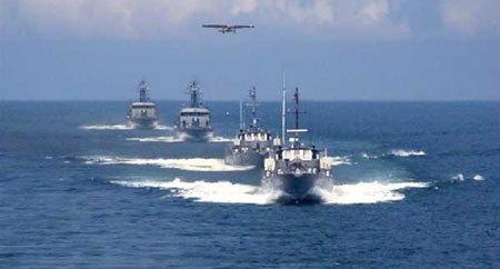 VN tham gia diễn tập hải quân ở Biển Đông