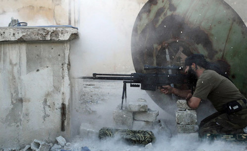 Phương Tây sẽ can thiệp vào Syria theo kịch bản nào?
