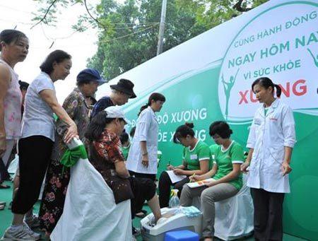 Anlene, sữa giàu canxi, phụ nữ Việt
