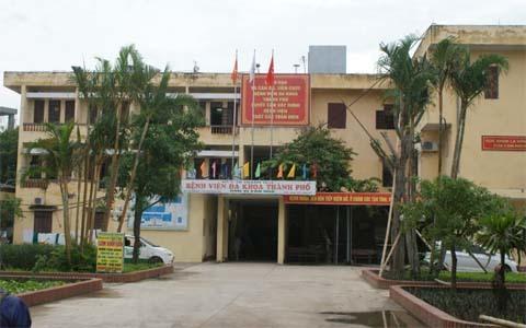 sản phụ, cắn lưỡi, Bệnh viện Đa khoa TP Thanh Hóa, HIV