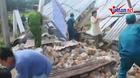 Cảnh tang thương động đất giả định Bắc Trà My