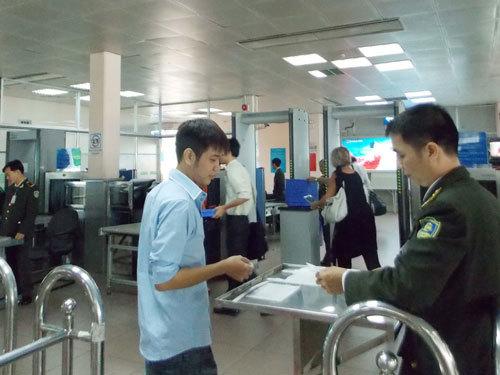 an ninh hàng không, Cục Hàng không, giả mạo, giấy tờ tùy thân, thủ tục