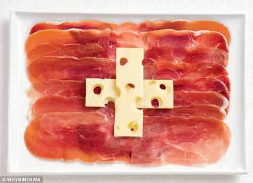 quốc kỳ, ẩm thực, thực phẩm