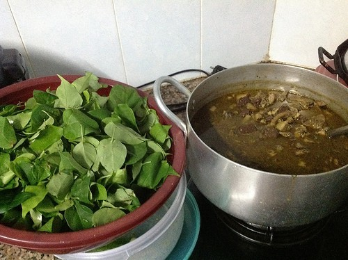 món ăn, đặc sản, Bình Định