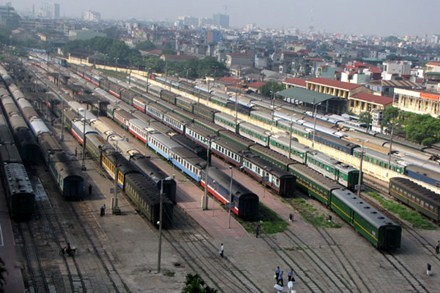 đường sắt, nâng cấp, cao tốc, Tổng công ty đường sắt, vận chuyển, Hàng hoá