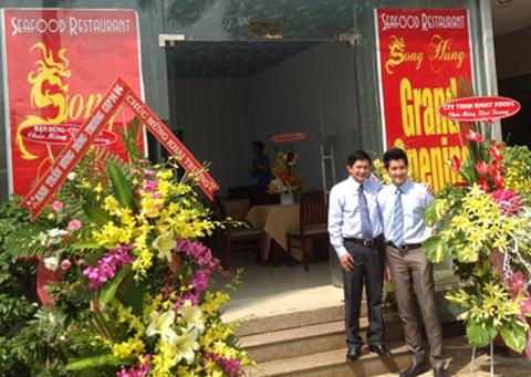 Sao Việt kinh doanh: Từ vỉa hè đến hải sản cao cấp
