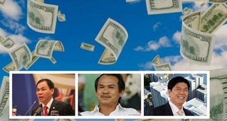 cổ đông, chủ tịch, ông chủ, tỷ lệ sở hữu, gia tăng sở hữu, Đoàn Nguyên Đức, HAG, Dương Ngọc Minh, HVG
