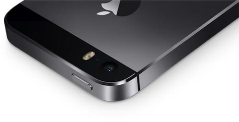iPhone 5S ra mắt với cảm biến vân tay