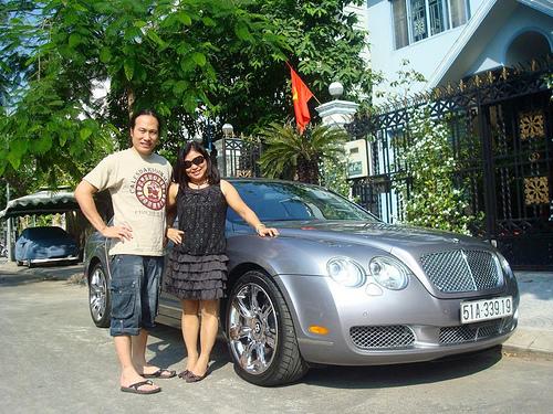 Dàn xe 4 triệu đô của đại gia Tuyên Quang