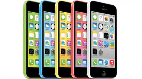 Apple, iPhone 5S, iPhone 5C