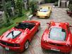Những garage siêu xe đình đám của đại gia Việt