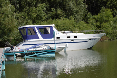 du thuyền, nhà giàu, sài gòn