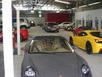 Dàn siêu xe ở xưởng độ nổi tiếng Sài Gòn