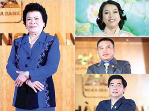 doanh nghiệp gia đình, gia đình trị, gia đình doanh nhân, Trịnh Văn Bô, bà Tư Hường, Đỗ Minh Phú