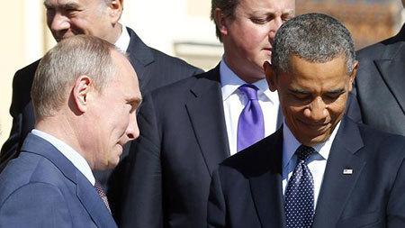 Vũ khí Syria làm bệ phóng cho Putin