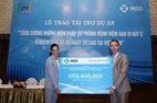 Gần 14 tỷ đồng cho Việt Nam phòng viêm gan C