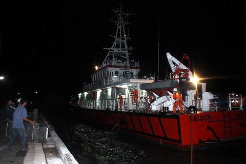 tàu; Vũng Tàu; nạn nhân