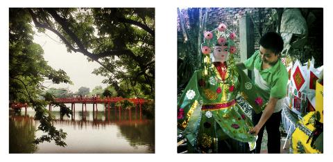 Nhiếp ảnh, Tuấn Khanh, Trần Việt Đức, Nicolas Cornet, văn hóa Việt, điện thoại
