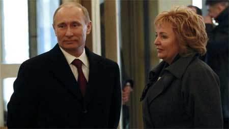 Putin, tái hôn
