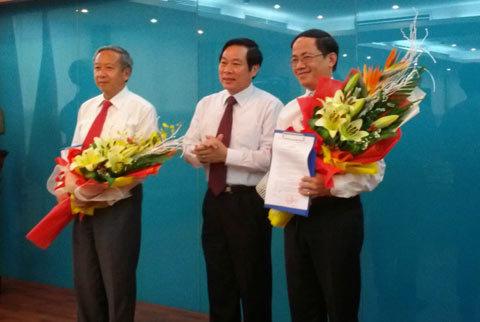 VietnamPost, bổ nhiệm, chính thức, Tổng giám đốc, Chủ tịch