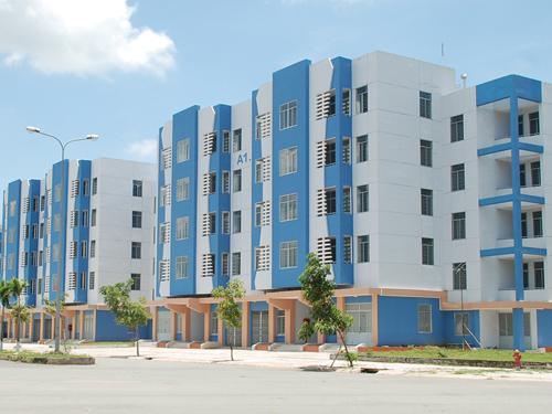 Hà Nội, Sài Gòn tha hồ chọn chung cư dưới 10 triệu/m2
