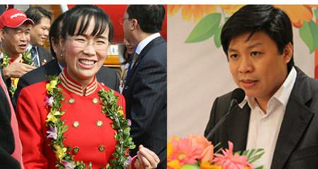 VietJetAir, HDBank, Sovico Holdings, Nguyễn Thanh Hùng, Nguyễn Thị Phương Thảo, đại gia, học tập, làm việc, Nga