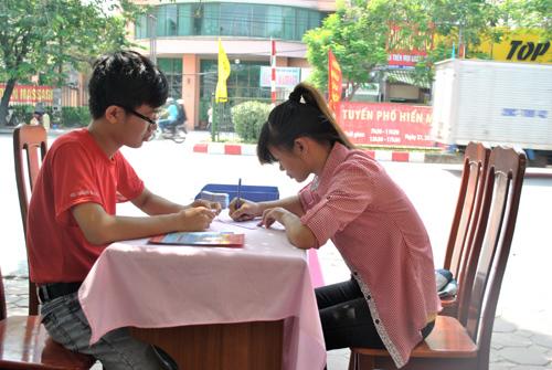 'Tuyến phố hiến máu' ở Thủ đô
