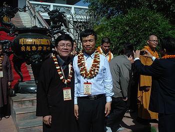 ông chủ Đại Nam,đại gia,Nguyễn Văn Trường,chùa Bái Đính,Ninh Bình,Huỳnh Uy Dũng