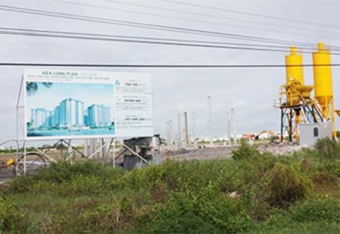 dự án, dự án nhiệt điện, dự án chậm tiến độ, chủ đầu tư, dự án nhiệt điện Kiên Lương