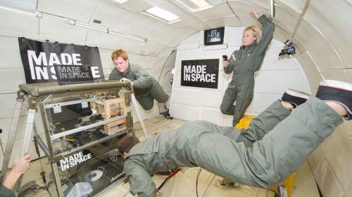 NASA sẽ đưa máy in 3D lên trạm ISS vào năm tới
