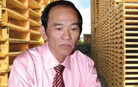Ông trùm gỗ Việt ngập trong khoản nợ ngàn tỷ