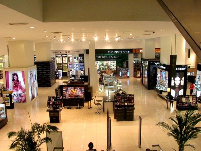 Parkson, trung tâm thương mại, Keangnam, lấp đầy, Hà Nội, dịch vụ giải trí, nhân viên bán hàng