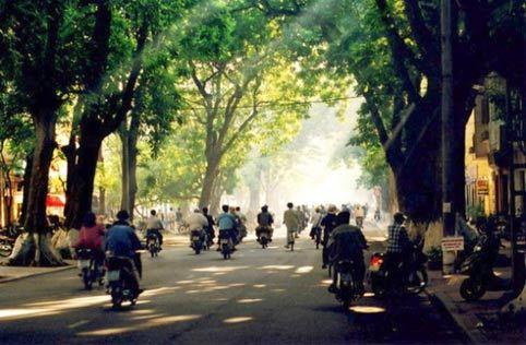 du lịch, Hà Nội, Văn Miếu, Hồ Gươm, Hồ Tây