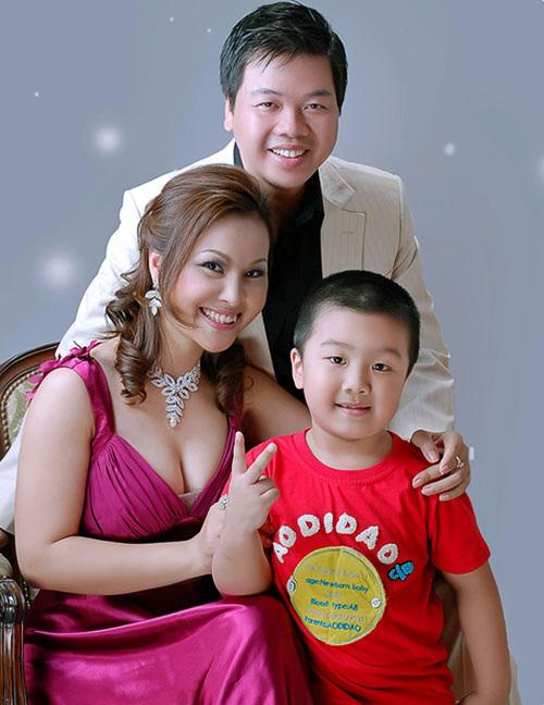 3 bà vợ xinh đẹp của Trọng Tấn, Việt Hoàn, Đăng Dương - Ảnh 1