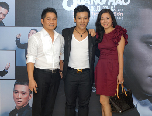 3 bà vợ xinh đẹp của Trọng Tấn, Việt Hoàn, Đăng Dương - Ảnh 8