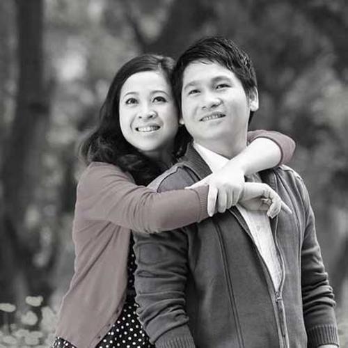 3 bà vợ xinh đẹp của Trọng Tấn, Việt Hoàn, Đăng Dương - Ảnh 6