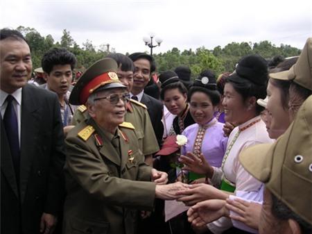 dai tuong Vo Nguyen Giap tu tran