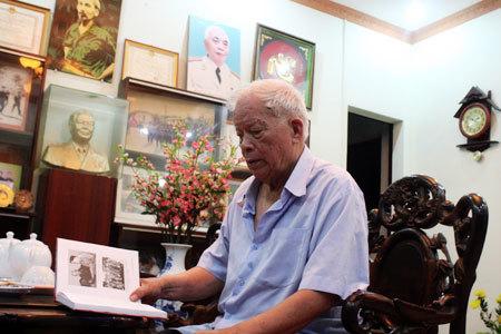 Phút mặc niệm của tướng lĩnh Điện Biên