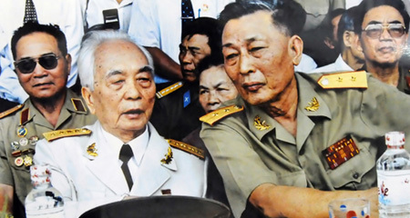 """Tướng Đồng Sỹ Nguyên:""""Từ lúc nghe tin, tôi không ngủ được"""""""