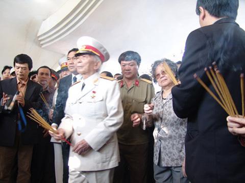 Võ Nguyên Giáp, Đại tướng, chiến dịch
