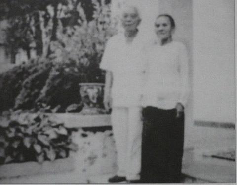 Đại tướng Võ Nguyên Giáp, Đặng Bích Hà, Nguyễn Thị Quang Thái
