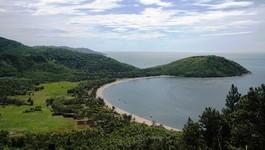 Vẻ đẹp của hòn đảo nơi an nghỉ của Tướng Giáp