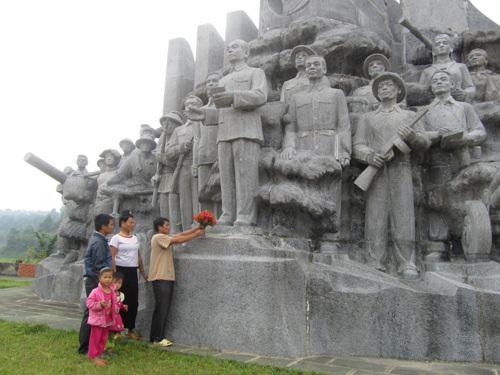 Đại tướng; Võ Nguyên Giáp; Điện Biên; Mường Phăng