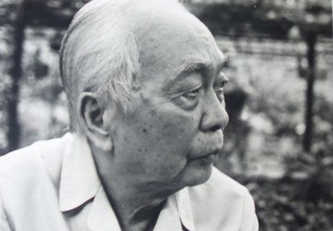 Đại tướng, Võ Nguyên Giáp, nhà thơ Trần Việt Phương