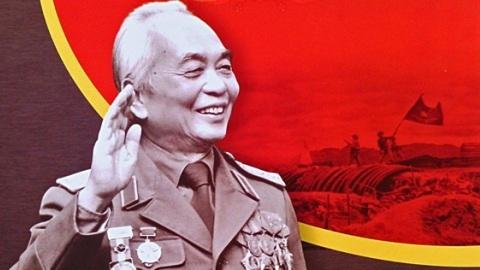 Đại tướng Võ Nguyên Giáp, thiếu tướng Lê Văn Cương, dân tộc, đất nước, niềm tin của người dân