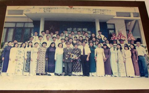Trng THPT Chuyn, Qung Bnh, V Nguyn Gip, i tng