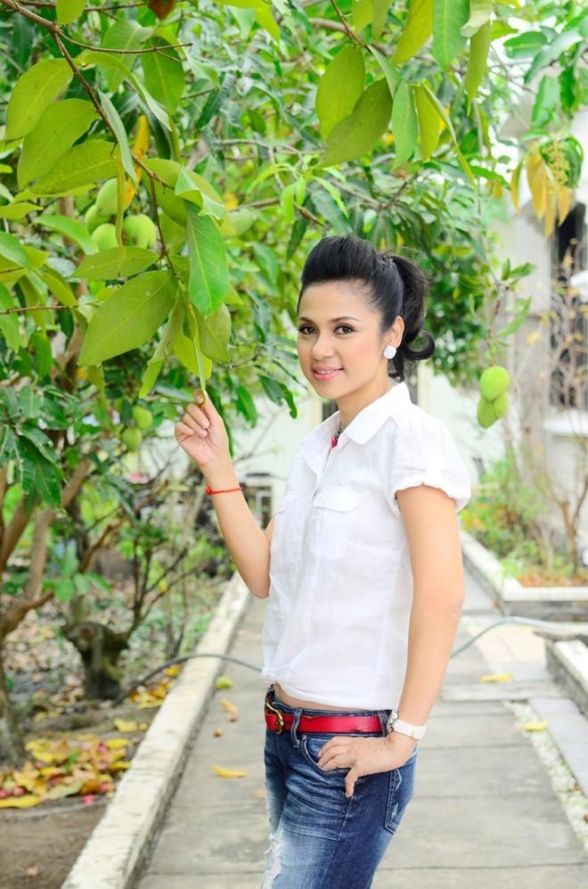 Nha Dien Vien Viet Trinh Việt Trinh Nhà Vườn