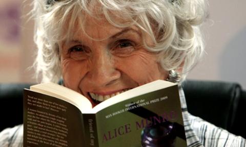 Alice Munro, Nobel văn chương, nữ văn sĩ, truyện ngắn