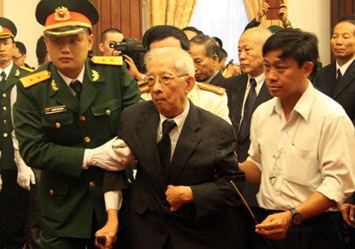 Võ Nguyên Giáp, Mười Hương, Phan Lương Cầm