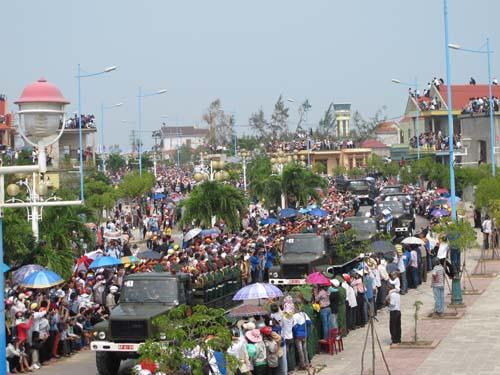 Võ Nguyên Giáp, Quảng Bình